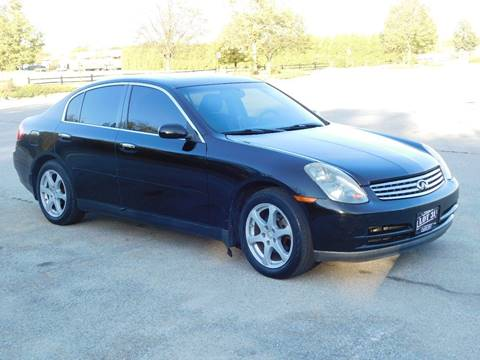 2004 Infiniti G35 for sale in Kenosha, WI