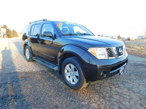 2005 Nissan Pathfinder for sale at Lot 31 Auto Sales in Kenosha WI
