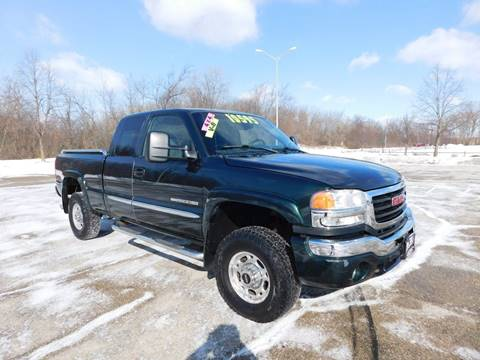 2003 GMC Sierra 2500HD for sale in Kenosha, WI