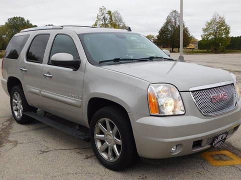 2008 GMC Yukon for sale in Kenosha, WI