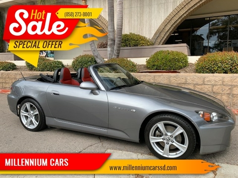 2008 Honda S2000 for sale in San Diego, CA