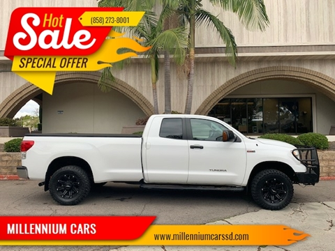 Used Trucks San Diego >> Toyota Used Cars Pickup Trucks For Sale San Diego Millennium Cars