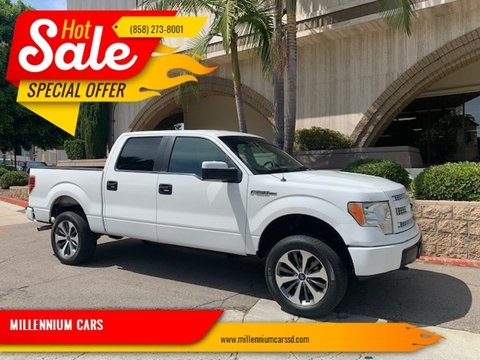 2013 Ford F-150 for sale in San Diego, CA