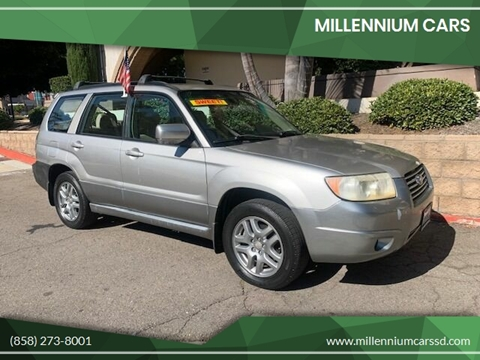 2007 Subaru Forester for sale in San Diego, CA
