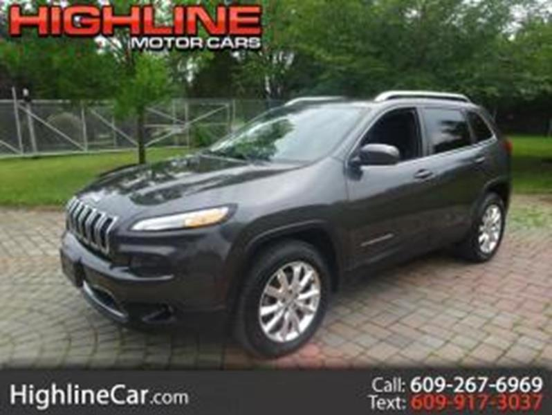 2015 Jeep Cherokee Limited In Southampton Nj Highline Motor Cars