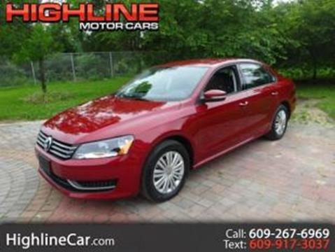 2015 Volkswagen Passat for sale in Southampton, NJ