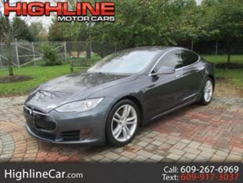 2015 Tesla Model S for sale in Southampton, NJ