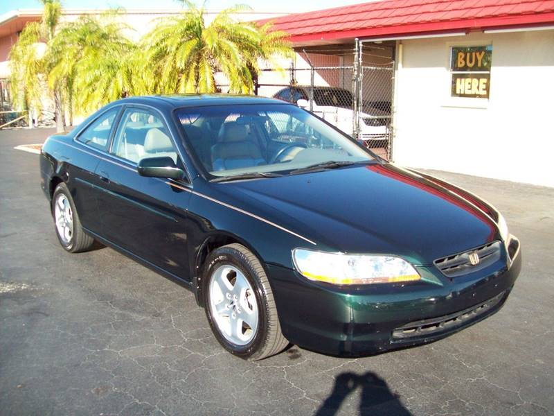 1998 honda accord ex v6 2dr coupe in fort myers fl wood. Black Bedroom Furniture Sets. Home Design Ideas
