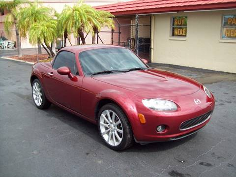 2008 Mazda Miata >> 2008 Mazda Mx 5 Miata For Sale In Fort Myers Fl