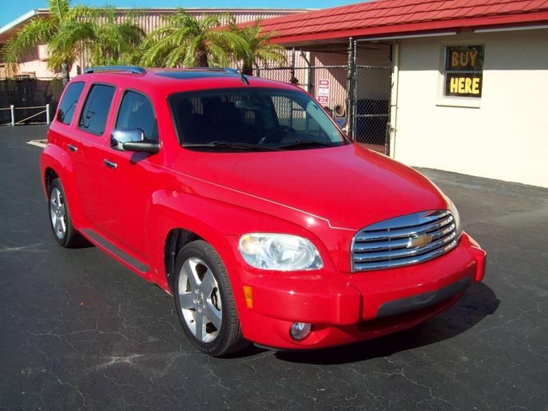 2008 Chevrolet HHR LT 4dr Wagon w/2LT - Fort Myers FL