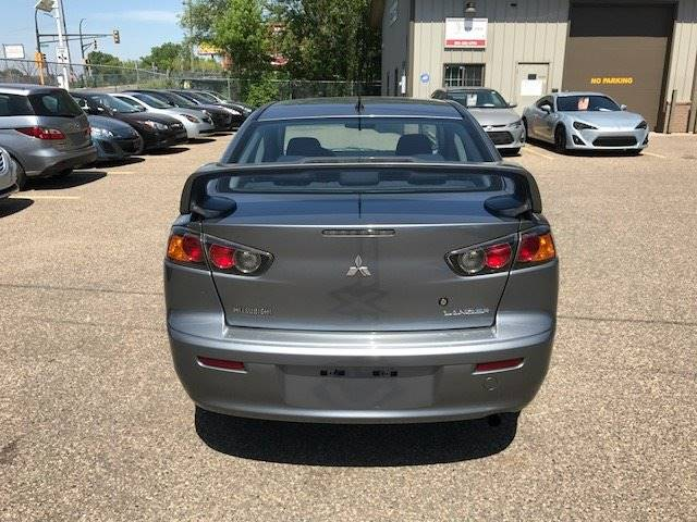2012 Mitsubishi Lancer DE 4dr Sedan - Saint Paul MN