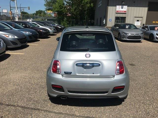 2012 FIAT 500 Sport 2dr Hatchback - Saint Paul MN