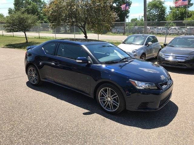 2013 Scion tC for sale at GLOBAL AUTO USA in Saint Paul MN