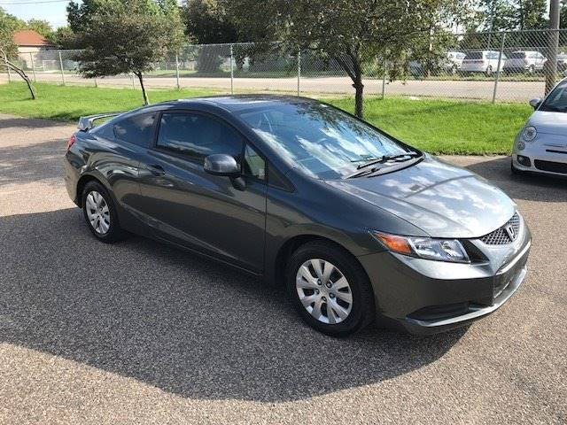 2012 Honda Civic for sale at GLOBAL AUTO USA in Saint Paul MN