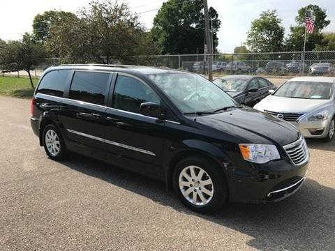 2013 Chrysler Town and Country for sale at GLOBAL AUTO USA in Saint Paul MN