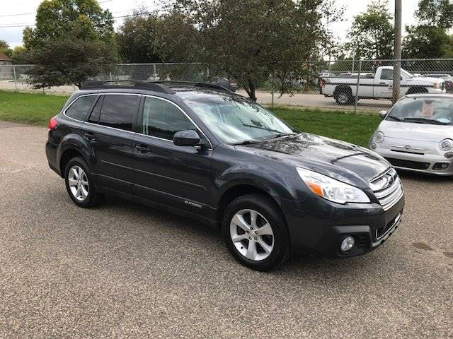 2013 Subaru Outback for sale at GLOBAL AUTO USA in Saint Paul MN