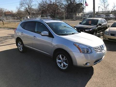 2008 Nissan Rogue for sale in Saint Paul, MN