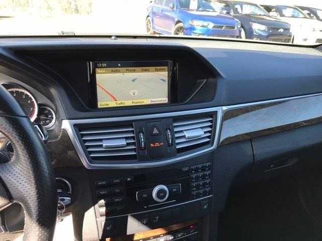 2011 Mercedes-Benz E-Class AWD E 350 Sport 4MATIC 4dr Sedan - Saint Paul MN