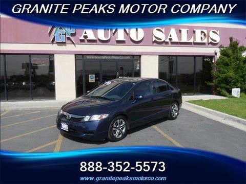 2011 Honda Civic for sale in Pleasant Grove UT