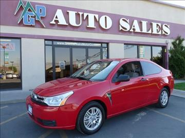 2008 Ford Focus for sale in Pleasant Grove, UT