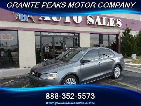 2013 Volkswagen Jetta for sale in Pleasant Grove, UT