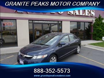 2009 Honda Civic for sale in Pleasant Grove, UT