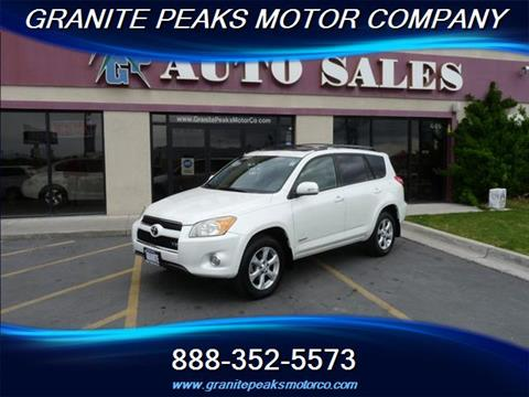 2010 Toyota RAV4 for sale in Pleasant Grove, UT