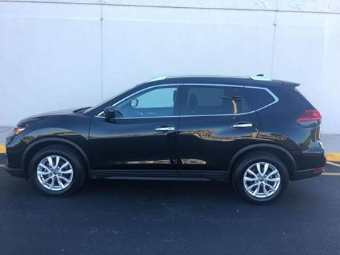 2017 Nissan Rogue for sale at CYBER CAR STORE in Tampa FL