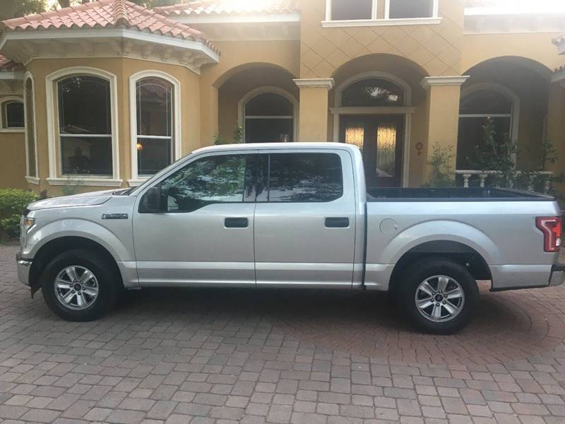 2017 Ford F-150 for sale at CYBER CAR STORE in Tampa FL