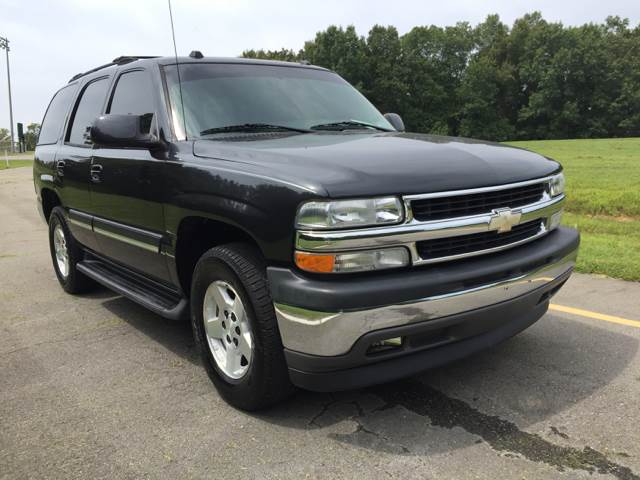 2005 Chevrolet Tahoe for sale at Brian's Auto Mart in Greenbrier TN