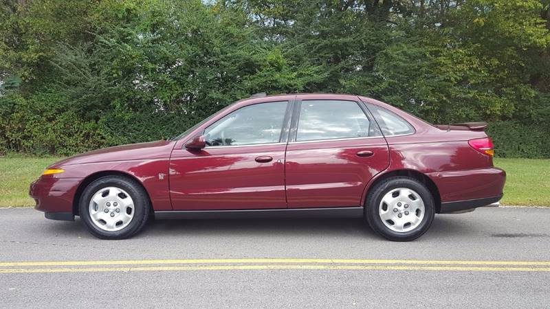 2002 Saturn L-Series for sale at Brian's Auto Mart in Greenbrier TN