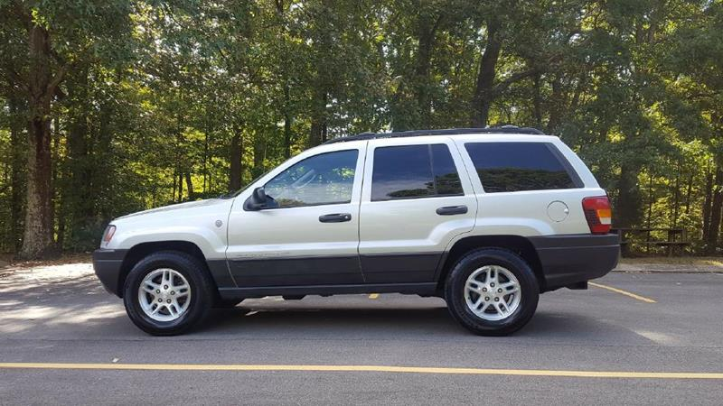 2004 Jeep Grand Cherokee for sale at Brian's Auto Mart in Greenbrier TN