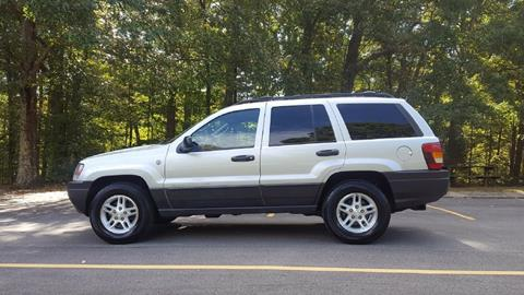 2004 Jeep Grand Cherokee for sale in Greenbrier, TN