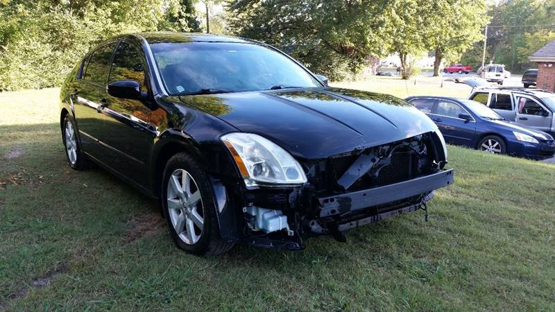 2004 Nissan Maxima for sale at Brian's Auto Mart in Greenbrier TN