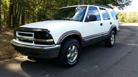 1998 Chevrolet Blazer for sale in Greenbrier, TN