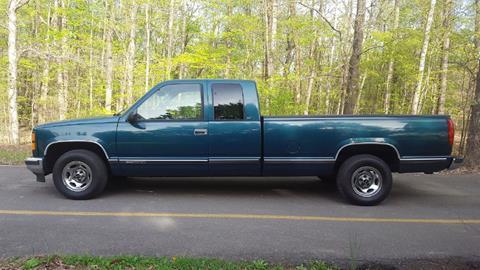 1998 GMC Sierra 1500 for sale in Greenbrier, TN