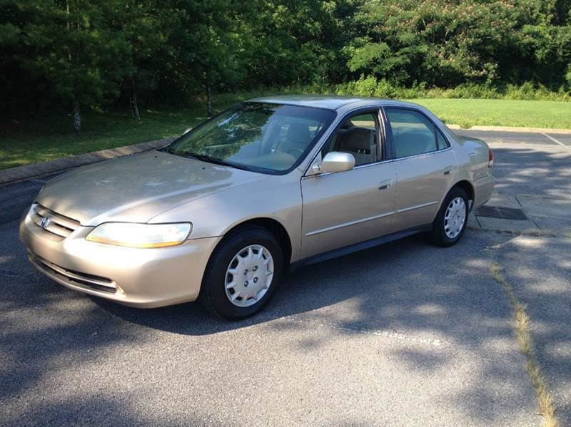 2001 Honda Accord For Sale At Brianu0027s Auto Mart In Greenbrier TN