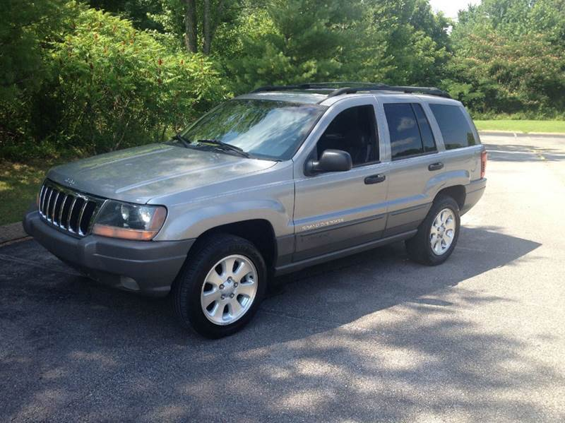 Awesome 2001 Jeep Grand Cherokee Laredo