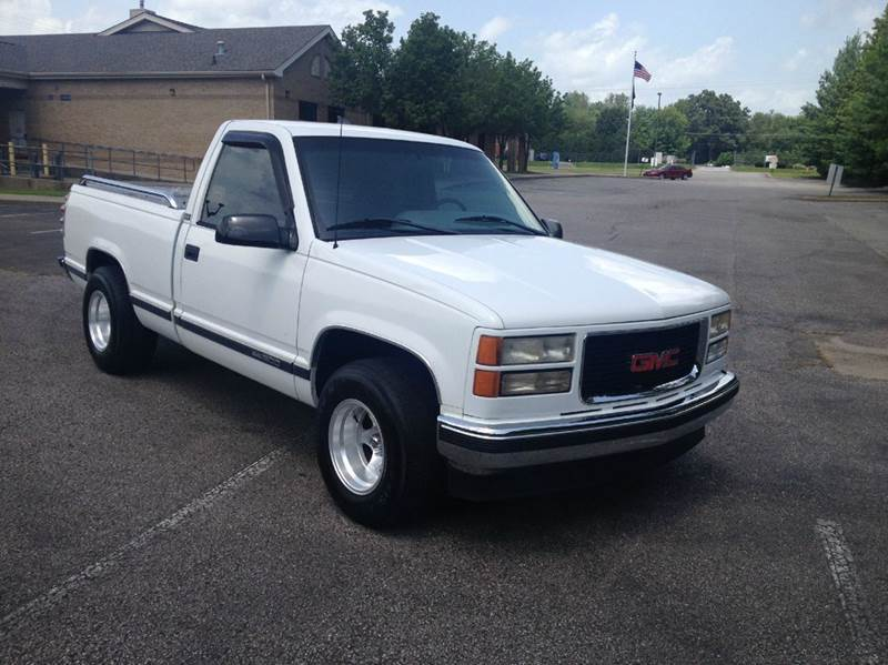 1996 gmc sierra 1500 sle in greenbrier tn brian 39 s auto mart. Black Bedroom Furniture Sets. Home Design Ideas