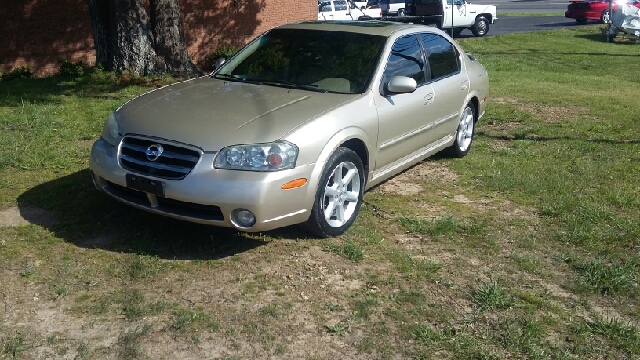 2003 Nissan Maxima For Sale At Brianu0027s Auto Mart In Greenbrier TN