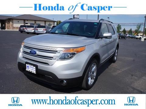 2015 Ford Explorer for sale in Casper, WY