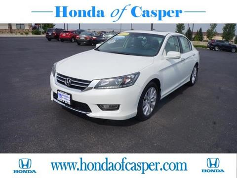 2013 Honda Accord for sale in Casper, WY