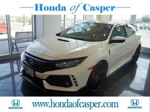 2017 Honda Civic for sale in Casper, WY