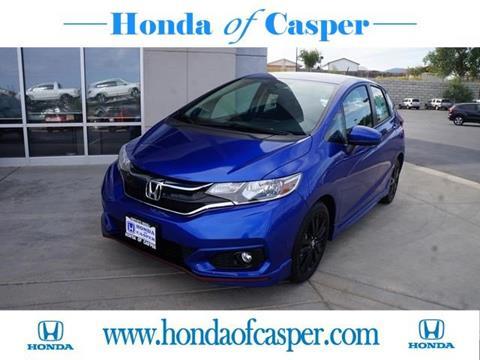2018 Honda Fit for sale in Casper, WY