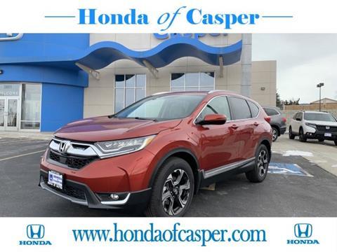 2018 Honda CR-V for sale in Casper, WY