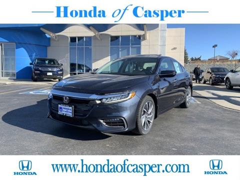 2019 Honda Insight for sale in Casper, WY