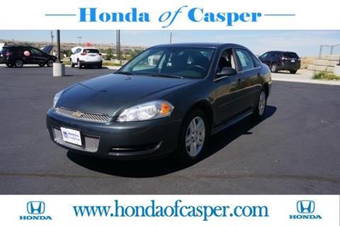 2014 Chevrolet Impala Limited for sale in Casper, WY