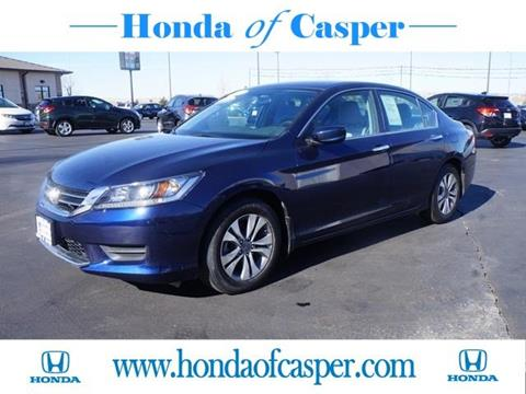 2015 Honda Accord for sale in Casper, WY