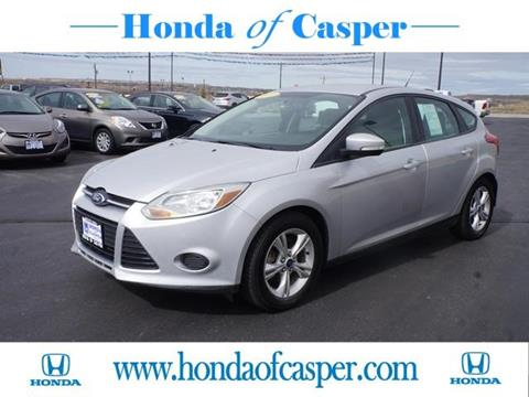 2013 Ford Focus for sale in Casper, WY