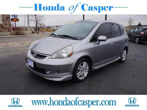 2008 Honda Fit for sale in Casper, WY